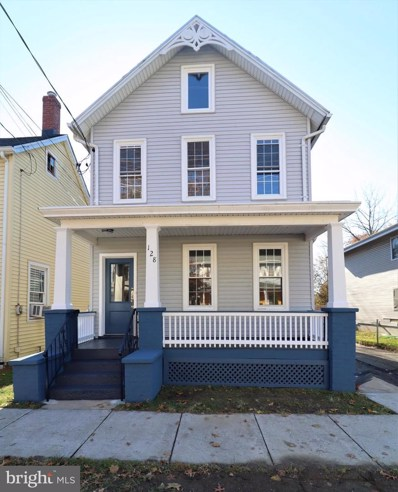 128 Monmouth Street, Hightstown, NJ 08520 - MLS#: NJME288962