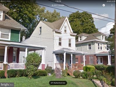 570 Rutherford Avenue, Trenton, NJ 08618 - #: NJME289034