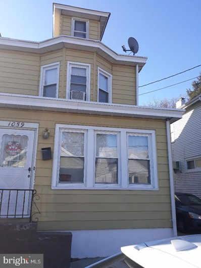 1059 Melrose Avenue, Trenton, NJ 08629 - #: NJME289524