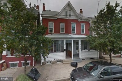 923 Beatty Street, Trenton, NJ 08611 - MLS#: NJME289578