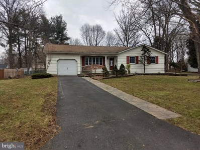 8 Hope Valley Drive, Cranbury, NJ 08512 - #: NJME290294