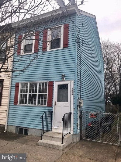 1010 Anderson Street, Trenton, NJ 08611 - MLS#: NJME290780