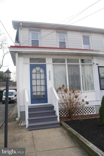 2265 Liberty Street, Hamilton, NJ 08629 - #: NJME291552