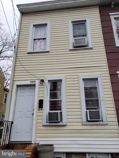 703 Division Street, Trenton, NJ 08611 - MLS#: NJME291902