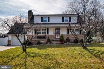 268 Fieldboro Drive, Trenton, NJ 08648 - #: NJME291932