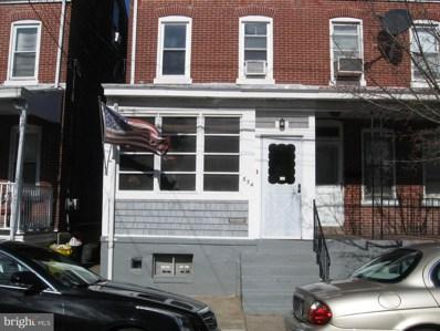 654 Grand Street, Trenton, NJ 08610 - MLS#: NJME292520