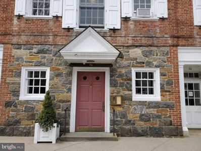 71 Palmer Sq W UNIT F, Princeton, NJ 08542 - MLS#: NJME294076