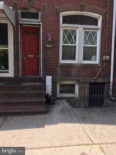 461 Chestnut Avenue, Trenton, NJ 08611 - #: NJME295598