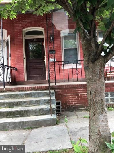 23 Conrad Street, Trenton, NJ 08611 - #: NJME296766