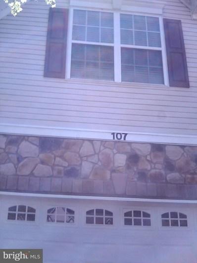 107 Newman Court, Pennington, NJ 08534 - MLS#: NJME297130