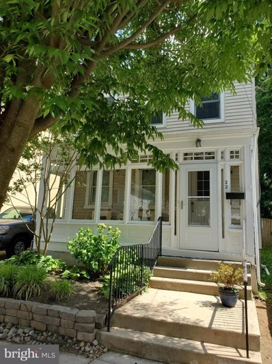 22 Leigh Avenue, Princeton, NJ 08542 - #: NJME297334