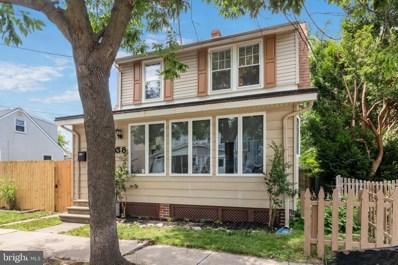 38 Ellwood Street, Hamilton, NJ 08610 - #: NJME298242