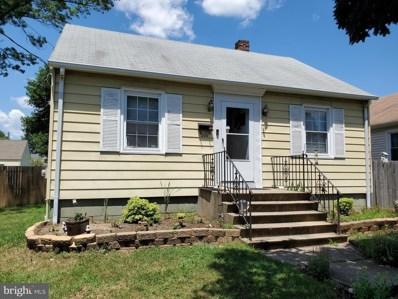 206 Edmund Street, Trenton, NJ 08610 - #: NJME298544