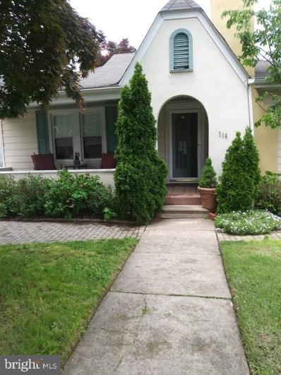 316 Whitehorse Avenue, Hamilton, NJ 08610 - #: NJME300426
