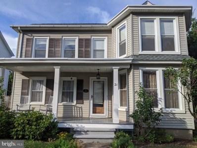 21 Church Street, Windsor, NJ 08561 - #: NJME301402