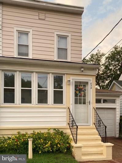 634 Berg Avenue, Trenton, NJ 08610 - #: NJME301696