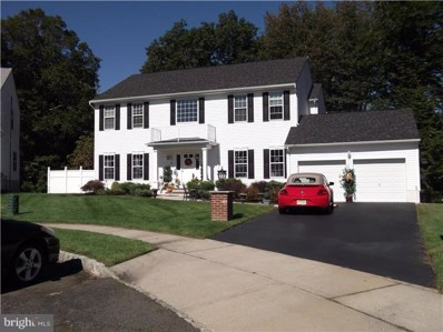4 Elliott Court, Hamilton, NJ 08620 - #: NJME302336