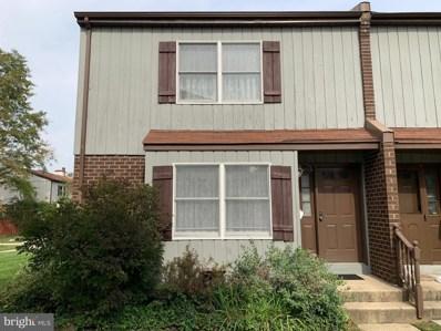 13 Carver Place UNIT C, Lawrence Township, NJ 08648 - #: NJME302456
