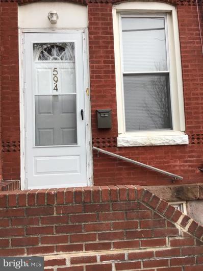 594 Centre Street, Trenton, NJ 08611 - #: NJME305272