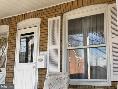 718 Anderson Street, Trenton, NJ 08611 - #: NJME305902