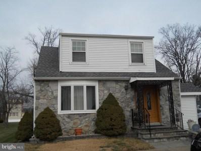 506 Berg Avenue, Hamilton, NJ 08610 - #: NJME306620