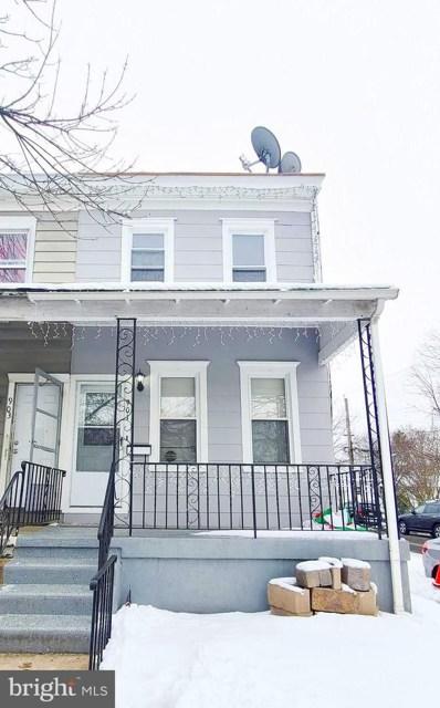 901 Park Avenue, Trenton, NJ 08629 - #: NJME307704