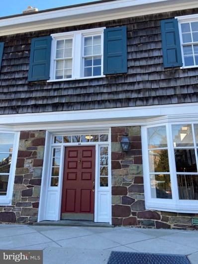 21 W Palmer Sq W UNIT D, Princeton, NJ 08542 - #: NJME308256