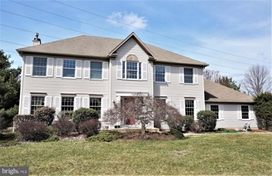 19 Barrington Drive, Princeton Junction, NJ 08550 - #: NJME308284