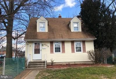 402 Connecticut Avenue, Trenton, NJ 08629 - #: NJME309676