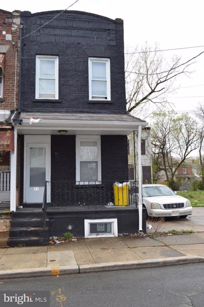45 Bond Street, Trenton, NJ 08618 - #: NJME309810