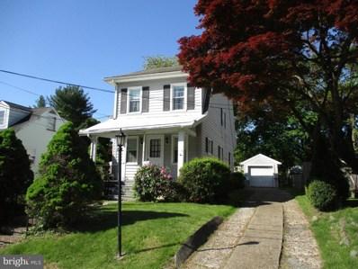 817 President Avenue, Lawrence Township, NJ 08648 - #: NJME312066