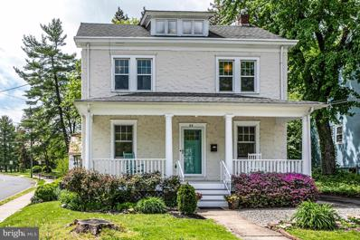 80 Linden Lane, Princeton, NJ 08540 - #: NJME312176