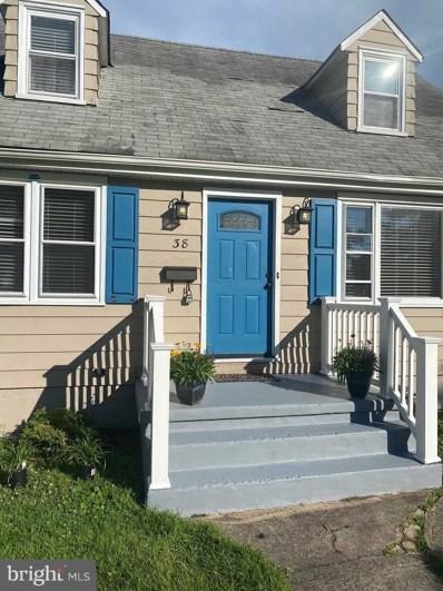 38 Rutledge Avenue, Trenton, NJ 08618 - #: NJME313804