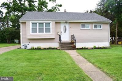 37 Steven Avenue, Hamilton, NJ 08609 - #: NJME314058