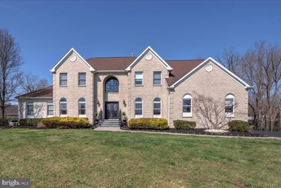 8 Pharo Lane, Millstone Township, NJ 08510 - MLS#: NJMM105674