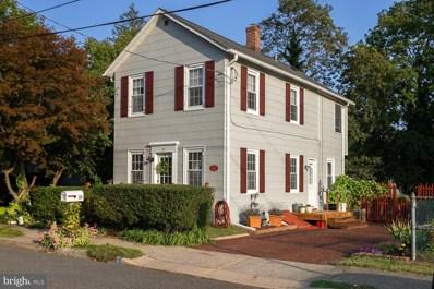 33 Hamilton Street, Allentown, NJ 08501 - #: NJMM110680