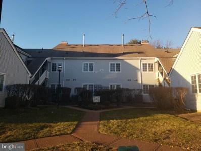 85 Winthrop UNIT G, Monroe Township, NJ 08831 - MLS#: NJMX112878