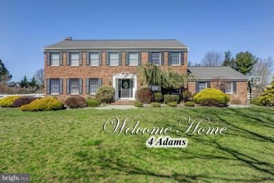 4 Adams Drive, Cranbury, NJ 08512 - #: NJMX120386