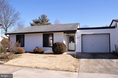 279A-  Crosse Drive, Monroe Township, NJ 08831 - #: NJMX123302