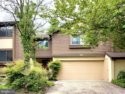 252 Sayre Drive, Princeton, NJ 08540 - #: NJMX126596