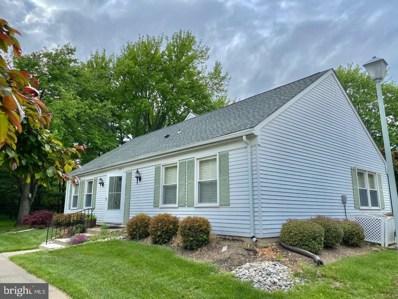 294 Sharon Way UNIT C, Monroe Township, NJ 08831 - #: NJMX126680
