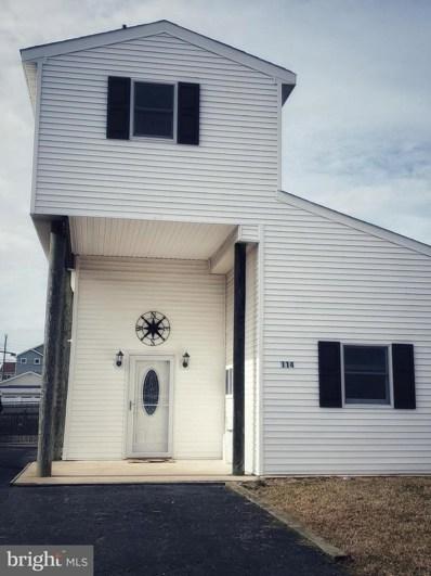 114 S Longboat Drive, Tuckerton, NJ 08087 - #: NJOC395024