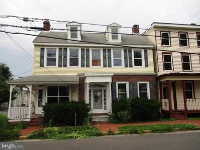 21 Oak Street, Salem, NJ 08079 - #: NJSA134130