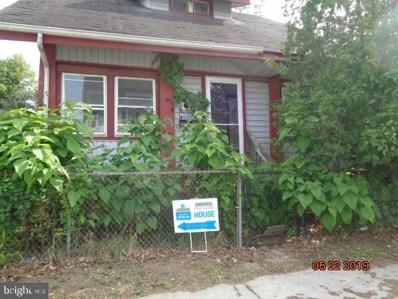 75 Thompson Street, Salem, NJ 08079 - #: NJSA134262