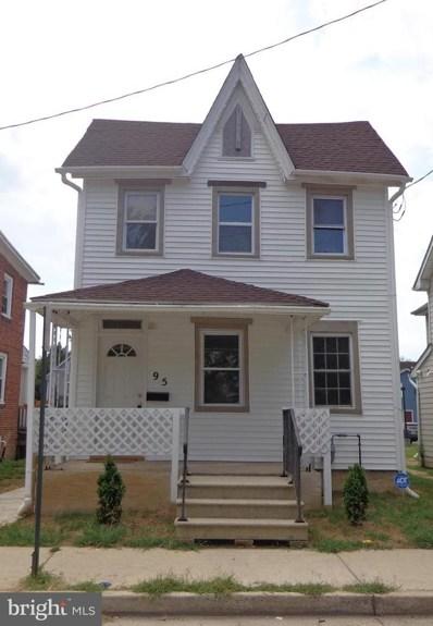 95 Hedge Street, Salem, NJ 08079 - #: NJSA135432