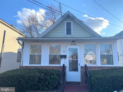 70 Willis Street, Penns Grove, NJ 08069 - #: NJSA137448