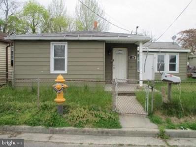 158 Cumberland Avenue, Penns Grove, NJ 08069 - #: NJSA138734