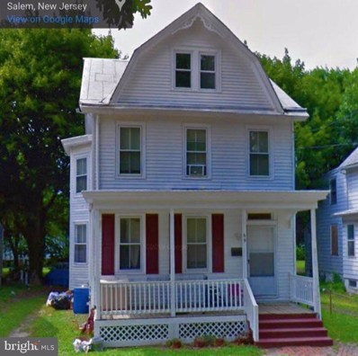 69 Walnut Street, Salem, NJ 08079 - #: NJSA139950