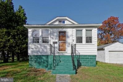 7 Fenwick Avenue, Pennsville, NJ 08070 - #: NJSA139988