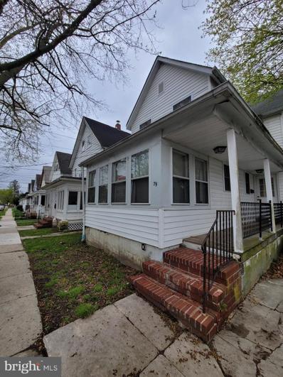 79 Chestnut Street, Salem, NJ 08079 - #: NJSA141586